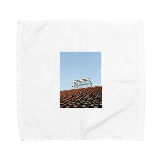 Shogo Hirokiのrooftop Towel handkerchiefs