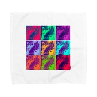 SAIGO-KEN Towel handkerchiefs