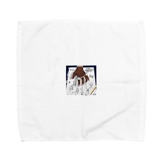 うんこ Towel handkerchiefs
