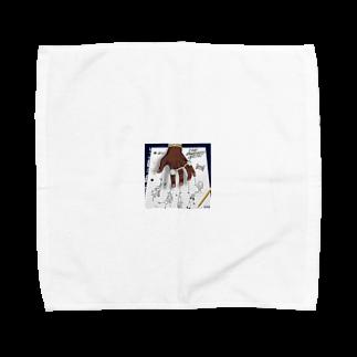 genta_46のうんこ Towel handkerchiefs