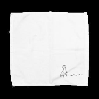 なるの大丈夫、歩いてるよ Towel handkerchiefs