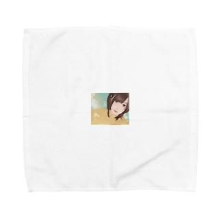 る Towel handkerchiefs