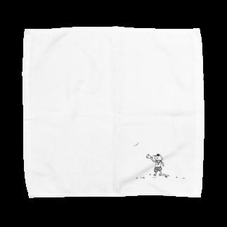 なるのひと夏の時給 Towel handkerchiefs