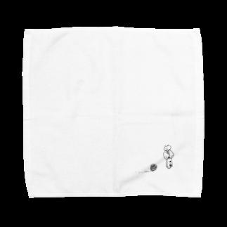 なるのいったいあなたはどこから来たの Towel handkerchiefs