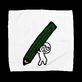 Venizakuraのらくがきくん Towel handkerchiefs