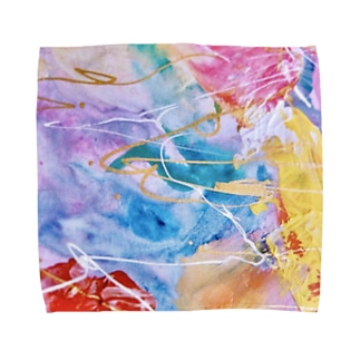 palette.2(横ver.) Towel handkerchiefs