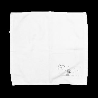 なるの必修科目は自分を好きになる方法 Towel handkerchiefs