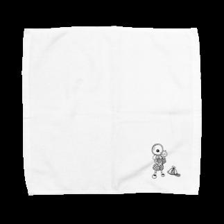 なるの真実はいつも Towel handkerchiefs
