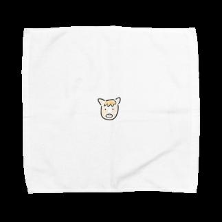 kkk1515の弱い馬 Towel handkerchiefs