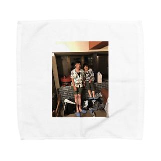n Towel handkerchiefs