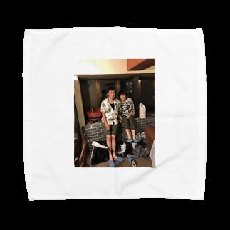 sou_nnnnのn Towel handkerchiefs