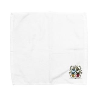 クロチェヴィーア学園 Towel handkerchiefs