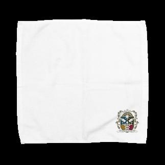 クロチェヴィーア学園 販売部のクロチェヴィーア学園 Towel handkerchiefs