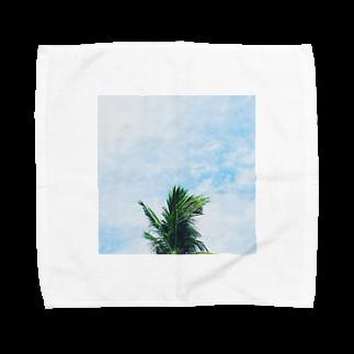 Shogo Hirokiの植物 Towel handkerchiefs