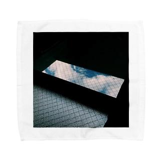 sky Towel handkerchiefs