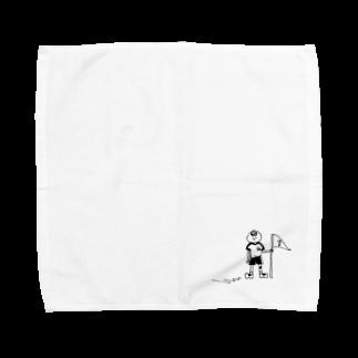 なるの天国と地獄 Towel handkerchiefs