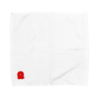 たこさんウィンナー Towel handkerchiefs