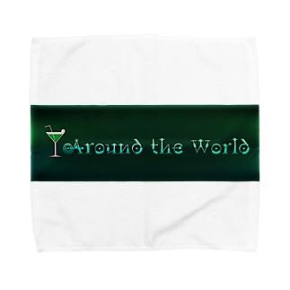 AtWヘッダーアイテム Towel handkerchiefs