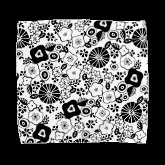 karhu designのはなB Towel handkerchiefs