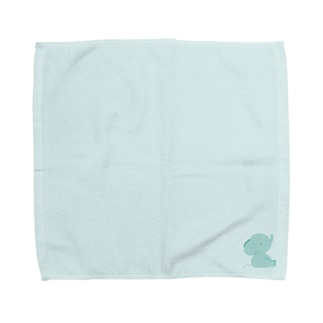 ぞうのタオルハンカチ Towel handkerchiefs
