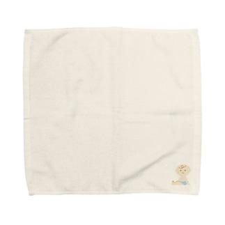 あかちゃんのタオルハンカチ Towel handkerchiefs