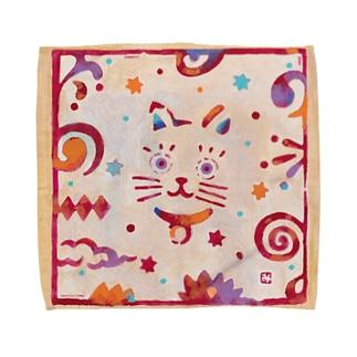 jewel_cat Towel handkerchiefs