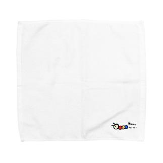 からふる!けむ Towel handkerchiefs