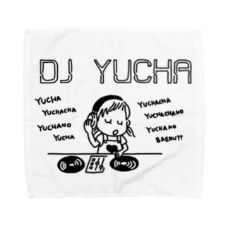 DJ YUCHA Towel handkerchiefs
