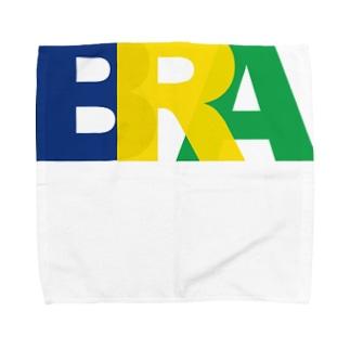 brasil Towel handkerchiefs