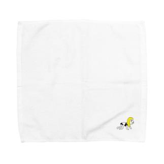 なんとかヴァイン Towel handkerchiefs
