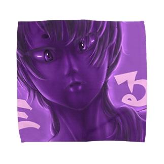 ミる「マッシュ」 Towel handkerchiefs