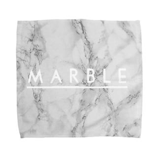 マーブル Towel handkerchiefs