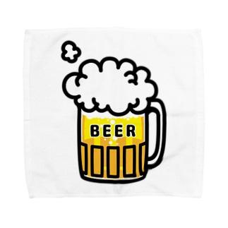 ビール!ビール!!ビール!!! Towel handkerchiefs