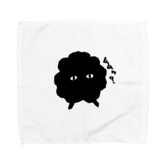ムムッ? Towel handkerchiefs