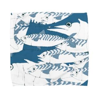 大群 Towel handkerchiefs