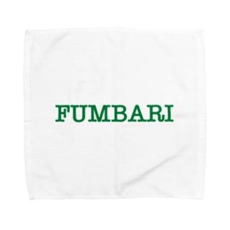 ふんばり Towel handkerchiefs