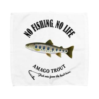 AMAGO_6_4C Towel handkerchiefs
