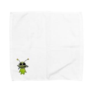 山田みどり Towel handkerchiefs