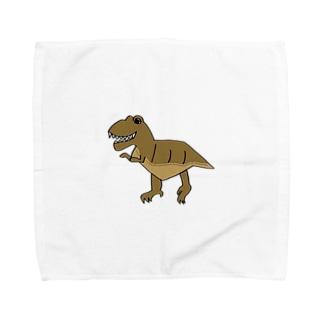恐竜シリーズ~t.rex~ Towel handkerchiefs