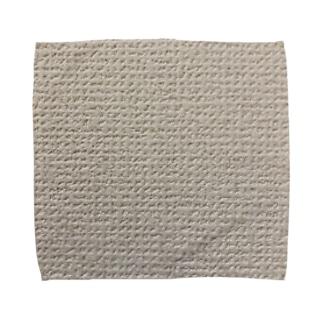 壁 Towel handkerchiefs
