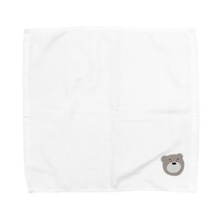 くまったくん。 Towel handkerchiefs