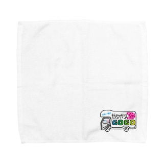 ガタgo グッズ Towel handkerchiefs