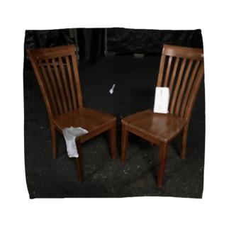 アトリエの白いやつ Towel handkerchiefs