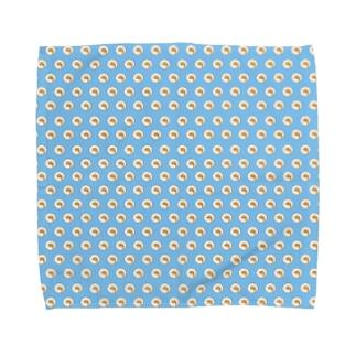 犬のしっぽ Towel handkerchiefs
