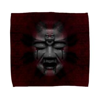 死吸い Towel handkerchiefs