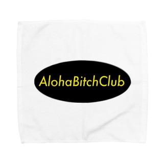 AlohaBitchClub オリジナル Towel handkerchiefs