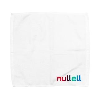 NULL-ELL Towel handkerchiefs