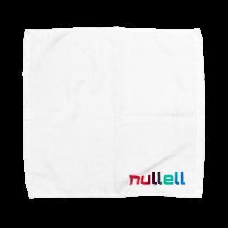 NIDのNULL-ELL Towel handkerchiefs