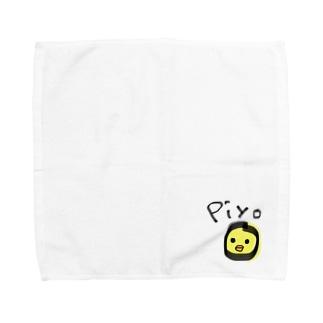 ピヨ Towel handkerchiefs