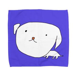 しろ Towel handkerchiefs